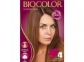 Tintura Creme Biocolor Niasi Louro Médio Dourado 7.3 Kit
