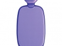 Bolsa de Água Quente Mercur Tamanho M Lilás com 1 Unidade