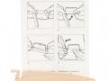 Clamp Hollister para Bolsa de Colostomia Drenável com 1 Unidade