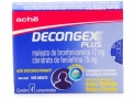 Decongex Plus Envelope com 4 Comprimidos