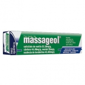 Massageol Pomada com 15g