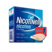 Nicotinell 21mg Adesivos Nicotinell 21mg com 7 Adesivos