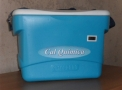 Caixa Térmica 28 litros com termômetro