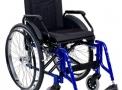 Cadeira de Rodas em Alumínio Confort Tamanho 40/44