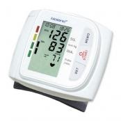 Aparelho de Pressão Digital de Pulso com Sensor de Arritmia