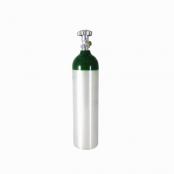 Cilindro de Oxigênio em Alumínio 3 Litros (Sem Carga)