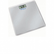 Balança Digital Prata com Capacidade para 180 kg