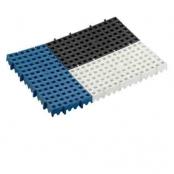Estrado Modular Leve Modelo 250 Azul