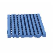 Estrado Modular Leve Modelo 500 Azul