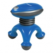 Mini Massageador Color Relax Azul
