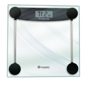 Balança Digital com Base de Vidro com Capacidade para 150 kg Incoterm