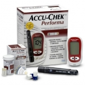 Kit Accu Check Performa Completo
