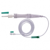 Equipo Transfusão de Sangue Cam. Dupla, Filtro: Distal Luer Lock 1,50