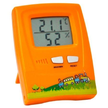 Termo-Higrômetro Clínico Digital Incoterm (Temperatura e Umidade)