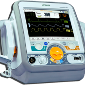Cardioversor Lifeshock Pro Lifemed (ECG/DESF/DEA/MP/SPO2/PNI/CO/IMP)