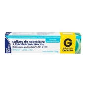 Sulfato de Neomicina + Bacitracina Neo (...)