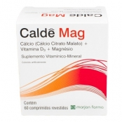 Caldê Mag com 60 Comprimidos