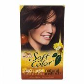 Tintura Creme Soft Color Wella Café 477 Kit