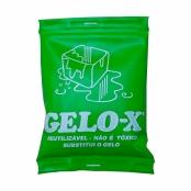 Gelo-x Reutilizável Pacote Verde 18cm x 13cm com 1 Unidade