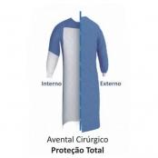 Avental Cirúrgico Proteção Total - G