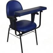 Cadeira Hospitalar Reclinável à Gás Para Coleta e Infusão