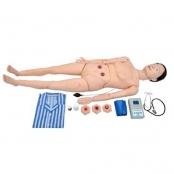 Manequim Avançado para Cuidados Geriátricos Feminino com Órgãos Internos Sdorf