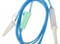 Equipo Macro Nutrição Enteral Filtro: Bacteriológico, Conector Escalonado 1,20m Cremer