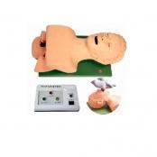 Simulador de Intubação Adulto Eletrônico