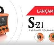 VENTILADOR PARA RESSONANCIA MAGNETICA - Ventilador S21