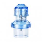 válvula para ambu reanimador md peep 5 à 20 cm h2o