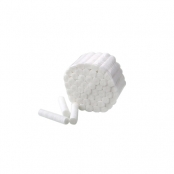 rolo dental de algodão cremer nº2 com 100 un.