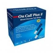 tiras para medição de glicose - on call plus