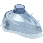 máscara para ambu reanimador protec nº5 de silicone adulto grande