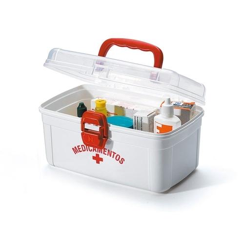 maleta para medicamentos nitron média