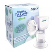 bomba tira-leite materno automática g-tech smart - bivolt
