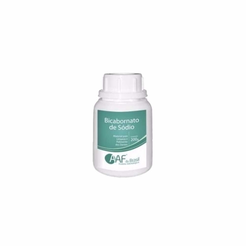 bicarbonato de sódio aaf do brasil frasco 100g
