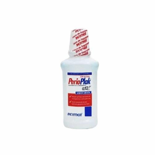 antisséptico bucal reymer perioplak(clorexidina 0,12%) sem álcool 500ml