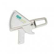 adipômetro / plicômetro clínico avanutri - branco