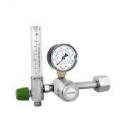 válvula reguladora para cilindro com fluxometro oxigênio protec