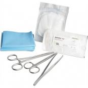 kit sutura descartável kolplast
