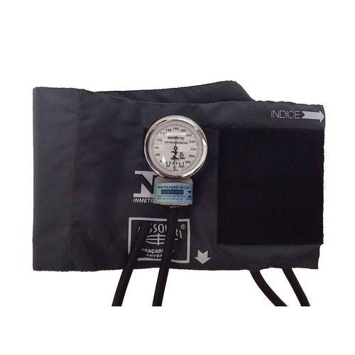 aparelho pressão solidor nyl velcro ad az (e-4)