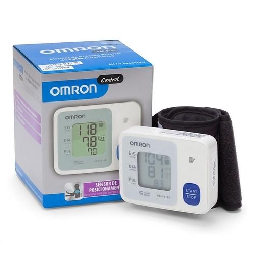 aparelho pressão dig omron de pulso hem6124