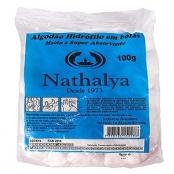 algodão bolinha pct 100gr nathalya c/03