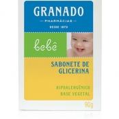SABONETE GRANADO  90g GLICERINA BEBE