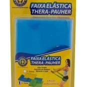 FAIXA ELÁSTICA THERA-PAUHER FORTE AZUL (FG-27)