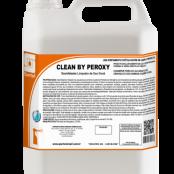 CLEAN BY PEROXY - DESINFETANTE E LIMPADOR DE USO GERAL - 5 Litros - Spartan