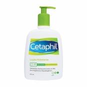 Cetaphil Loção Hidratante Galderma com 473ml para Pele Normal a Seca