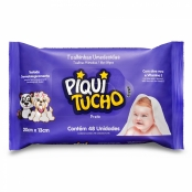 Toalha Umedecida Piquitucho Pratic 48 Unidades