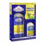 Shampoo Tio Nacho Antiqueda Engrossador 415ml + Condicionador Tio Nacho Antiqueda Engrossador 200ml Preço Especial