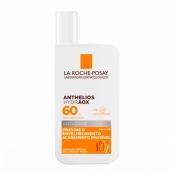 Protetor Solar Anthelios Hydraox Anti-Idade FPS 60 Sem Cor 50g